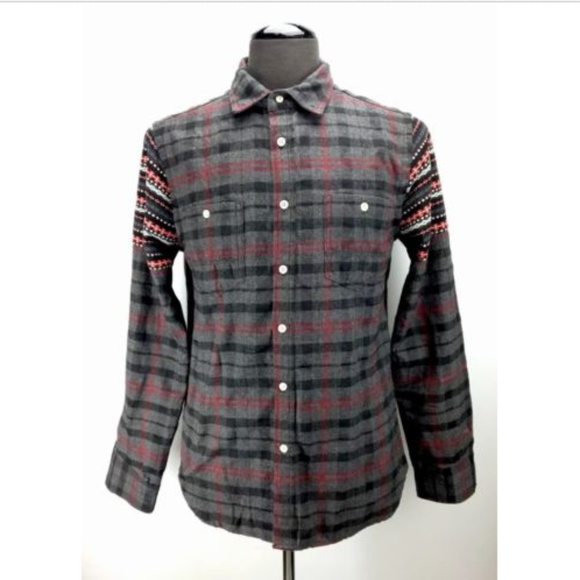 Howe Other - Howe Mens Casual Button Down Shirt Size M Medium